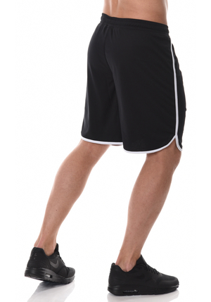 All Star Active Shorts - Black/White