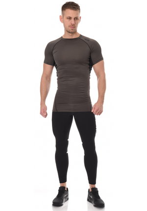 ICANIWILL Perform Tights Men - Svart/Vit