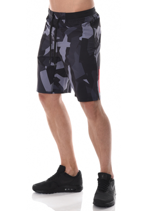ICANIWILL Shorts Men - Dark Camo