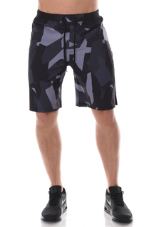 ICANIWILL Shorts Men - Mörk Camo