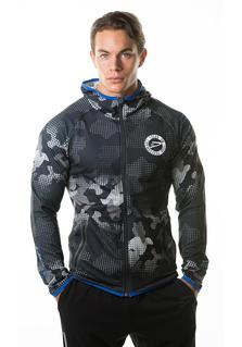Pixel Camo Hood Jacket