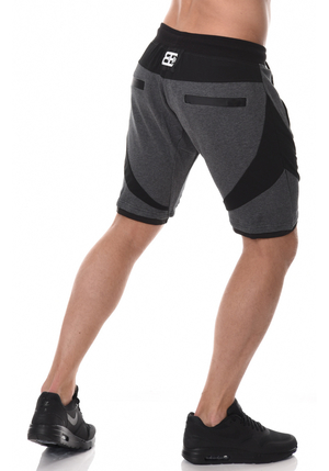 Yurei Shorts - Anthracite