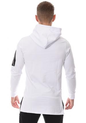 Assassin Hoodie - White