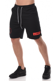 All Star Active Shorts - Black/Red