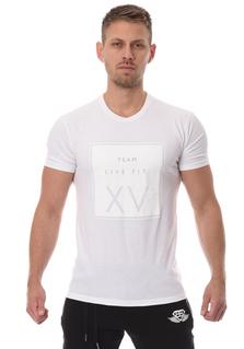 XV Tee - White