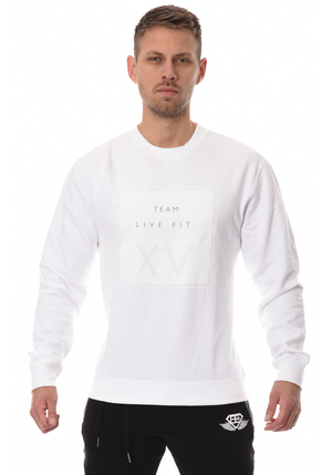 XV Sweatshirt - White