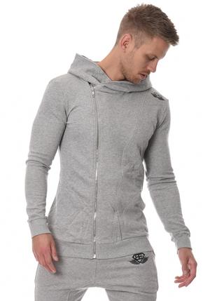 XA1 Hoodie - Light Grey