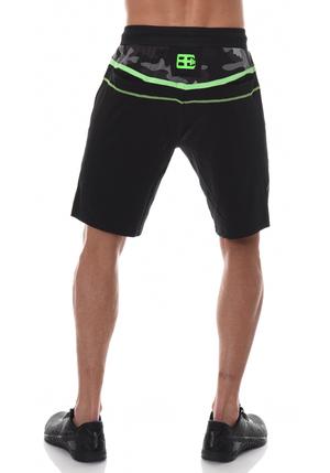 SAMURU Shorts - Svart