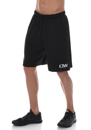 ICANIWILL Shorts Men - V.2 Black