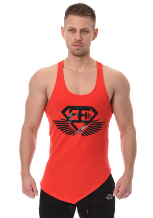 XA1 Stringer - Red/Black