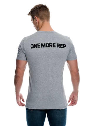One More Rep T-Shirt - Grå