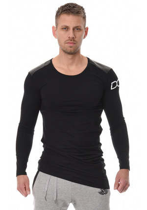 DC Enigma Long Sleeve - Black