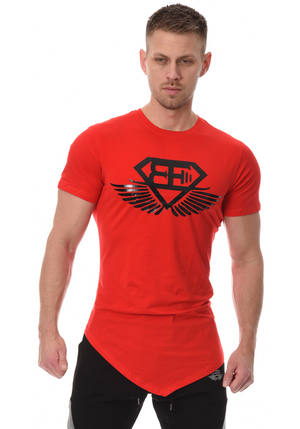 Engineered Life T 2.0 - Red/Black